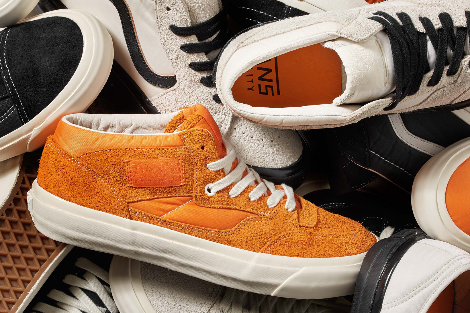 【2月25日発売】Our Legacy x Vault by Vans Collection