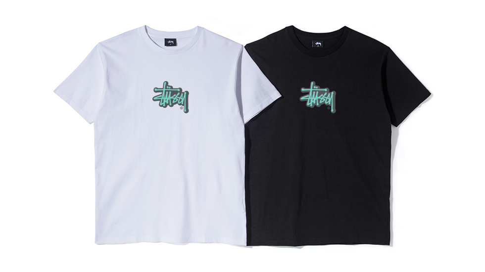 STÜSSY 2017 LOCAL COLOR TEE #3