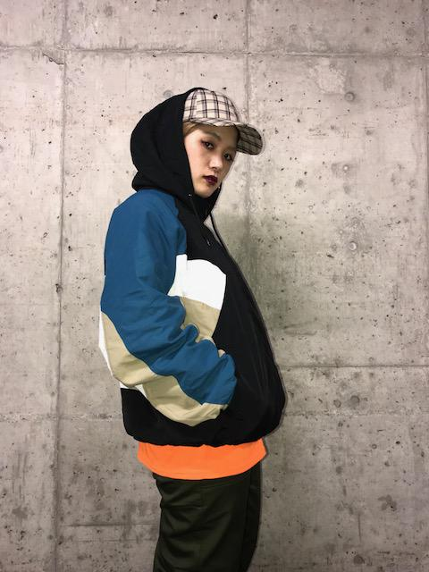 ☆REVERSIBLE HOODED JACKET☆