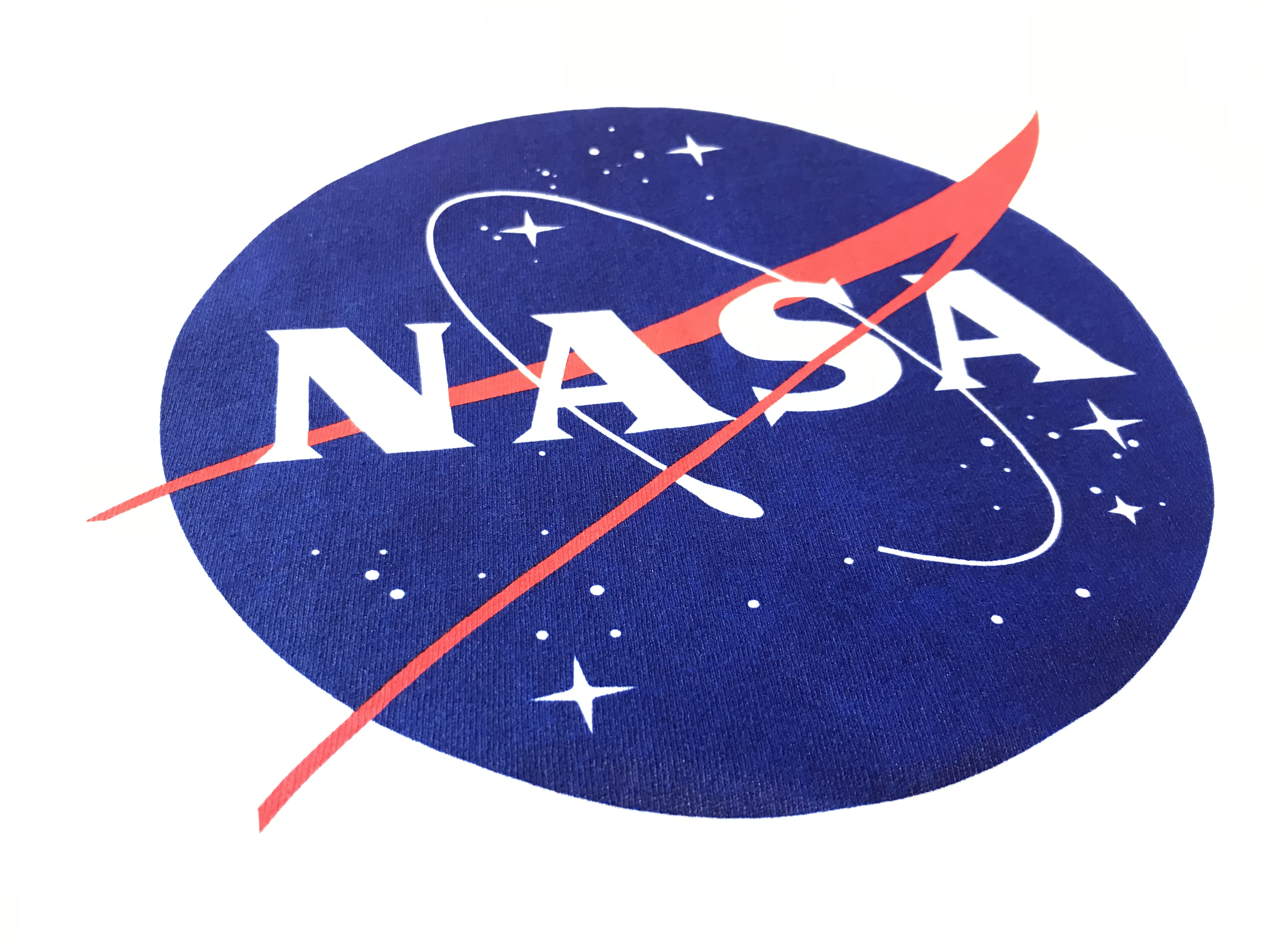 California Dept × NASA